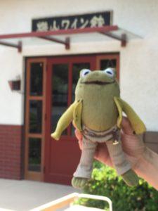 frog_kizanwinery