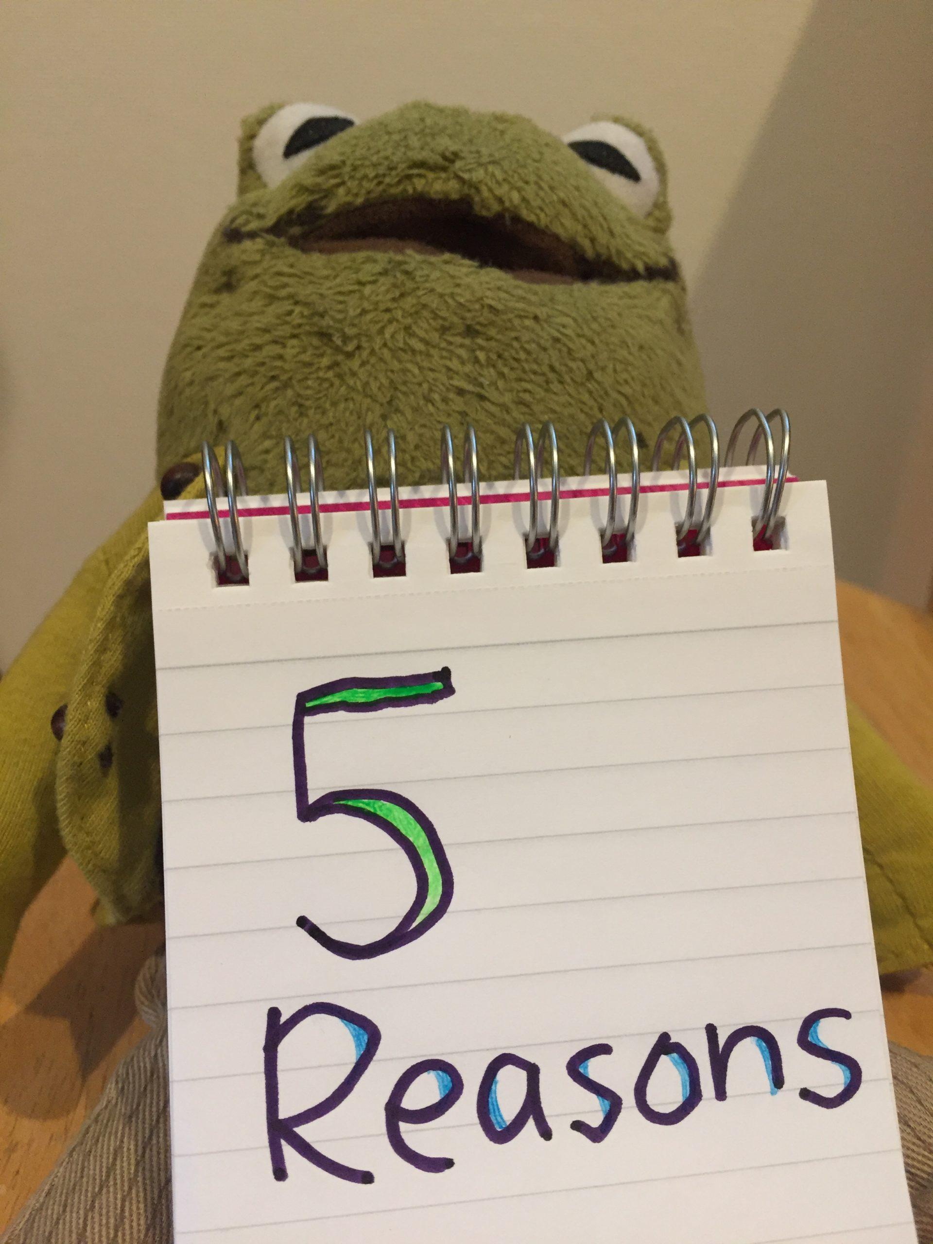 5reasons
